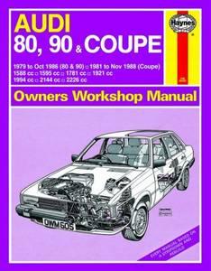 Bilde av Audi 80, 90 (79 - Oct 86) up to