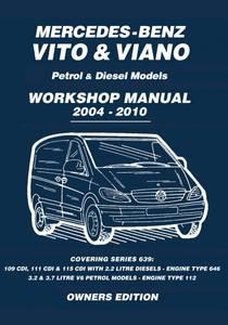 Bilde av Mercedes-Benz VITO & VIANO